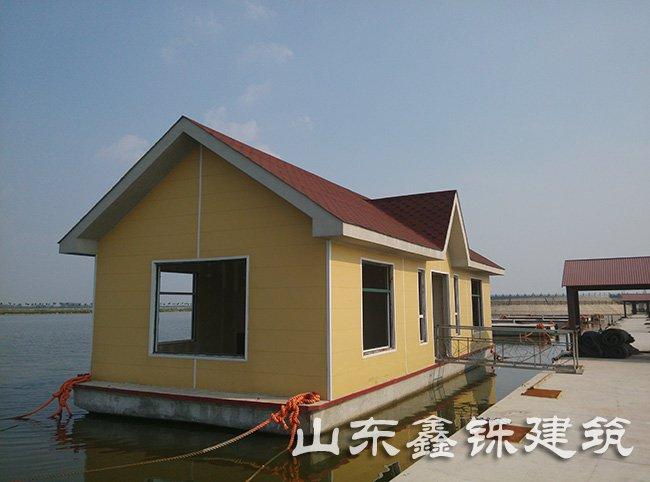 水上无比钢建筑(轻钢房屋)