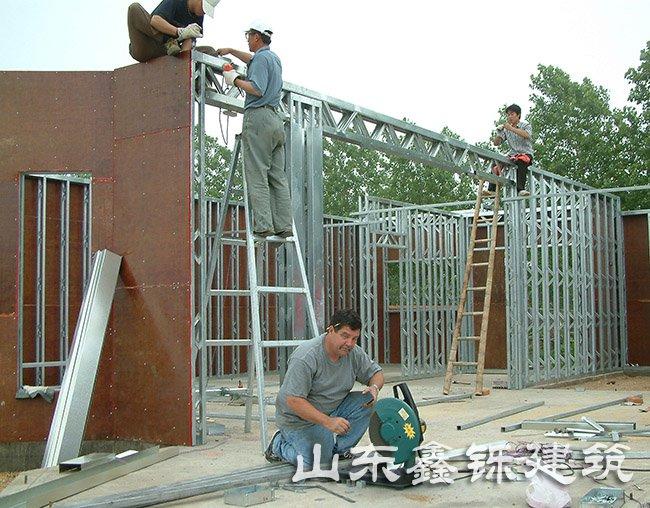 青岛无比钢项目案例