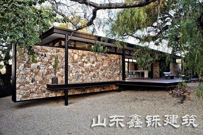 泰安轻钢别墅建筑案例