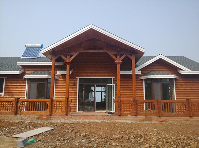 济南高新区轻钢房屋案例
