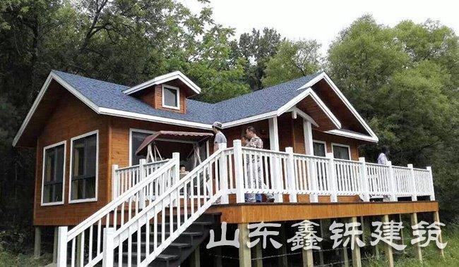 小户型木屋别墅