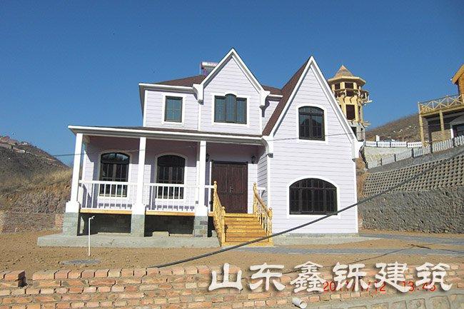 钢木结合别墅