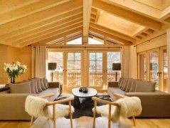 <b>木质房屋中外建造有什么区别?</b>