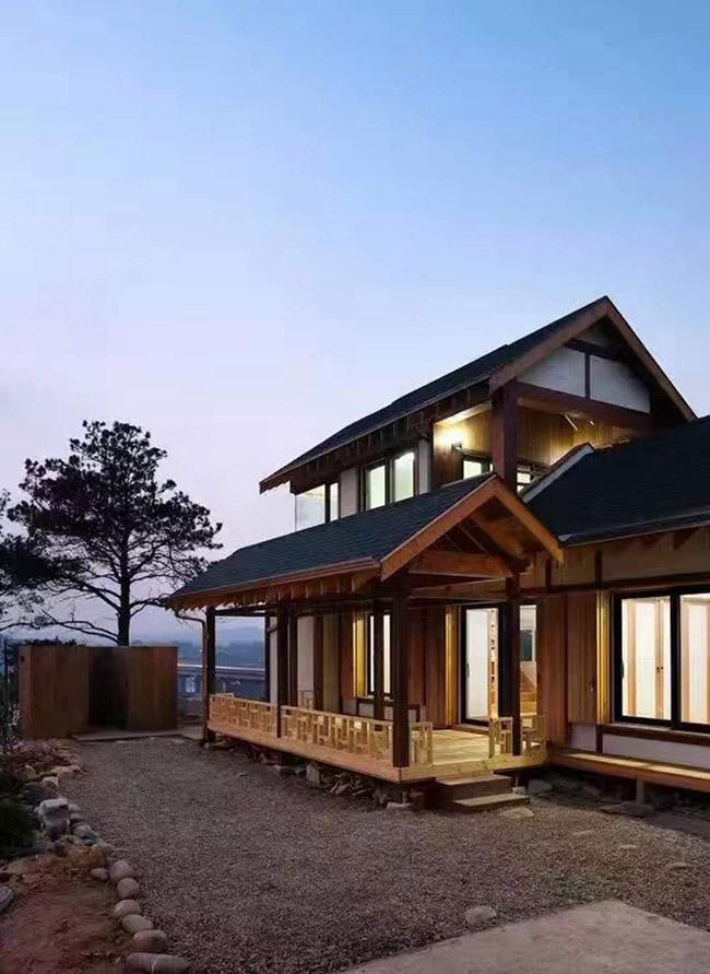 景区木屋别墅项目