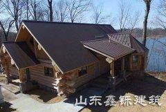 <b>木结构房屋的抗震性能及其良好!</b>