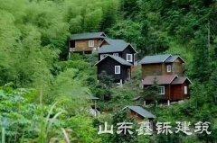 <b>木质别墅对旅游业的意义</b>