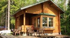 <b>防腐木屋的优点对得起木屋的价格</b>