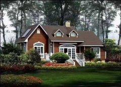 <b>国内外木制别墅的状况是如何的?</b>