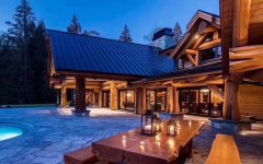 <b>为什么木屋别墅冬暖夏凉?</b>